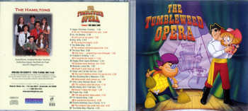 The Tumbleweed Opera - Patch The Pirate CD