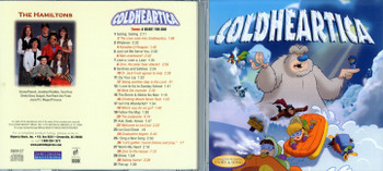 Coldheartica - Patch The Pirate CD