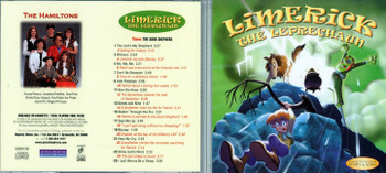 Limerick The Leprechaun -  Patch The Pirate CD