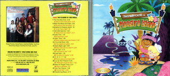 Shipwrecked On Pleasure Island - Patch The Pirate CD