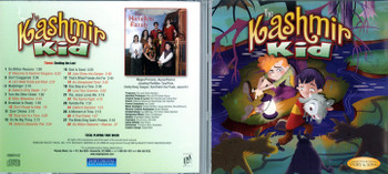 The Kashmir Kid - Patch The Pirate CD