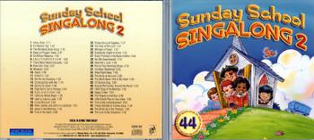 Sunday School Singalong Volume 2 - Patch The Pirate CD