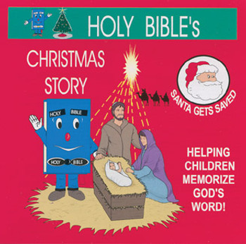 Holy Bible Christmas - CD
