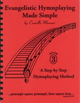 Evangelistic Hymnplaying Made Simple - Volume 3