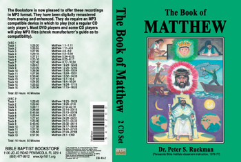 Matthew - MP3