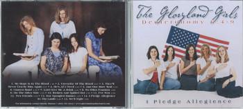 I Pledge Allegiance - Gloryland Girls CD