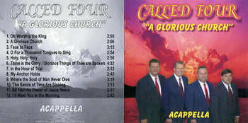 Called Four - A Glorious Church CD