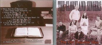 The Old Preacher Man - Gloryland Singers CD