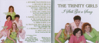 I Still Have A Song - The Trinity Girls CD