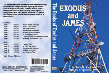 Exodus & James Radio Sunday School - MP3