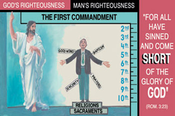 Romans 3:2 Measure Up - Banner (more sizes available)