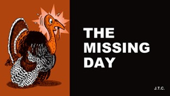The Missing Day - Tract