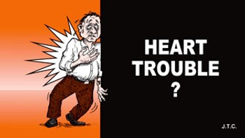Heart Trouble - Tract