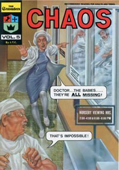 Chaos - Comic Book