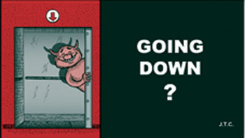 Going Down? - Tract