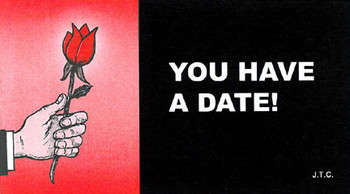 You Have A Date! - Tract