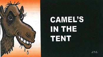 Camel's In The Tent - Tract