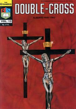 Double Cross - Comic Book