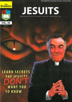 Jesuits - Comic Book