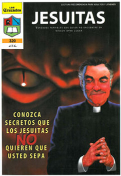 Spanish: The Jesuits - Comic Book