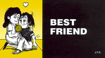 Best Friend - Tract
