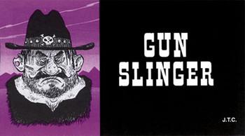 Gun Slinger - Tract