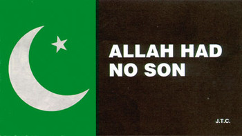 Allah Had No Son - Tract