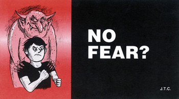 No Fear? - Tract