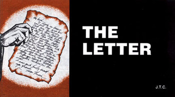 The Letter - Tract