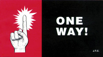 One Way - Tract