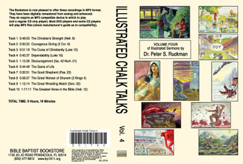 Illustrated Sermons, Volume 4 - MP3 (audio only)