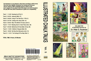 Illustrated Sermons, Volume 5 - MP3 (audio only)