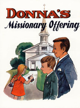 Donna's Missionary Offering