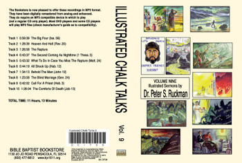 Illustrated Sermons, Volume 9 - MP3 (audio only)