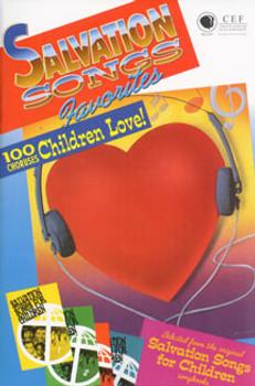 Salvation Songs Favorites - Songbook