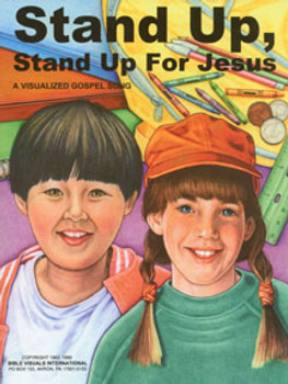 Stand Up, Stand Up For Jesus - Visiualized Song