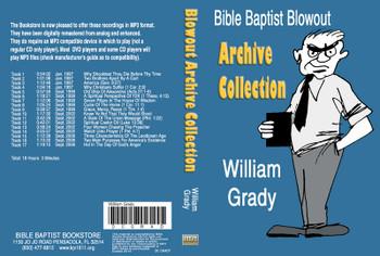 William Grady: Bible Baptist Blowout Archive - MP3
