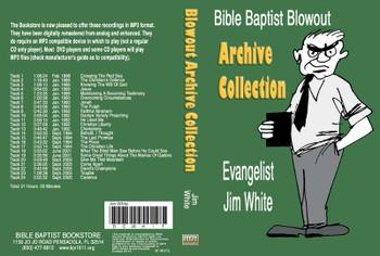 Jim White: Bible Baptist Blowout Archive - MP3