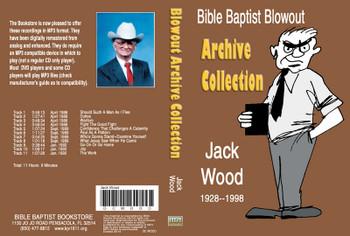 Jack Wood: Bible Baptist Blowout Archive - MP3