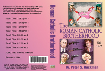 Roman Catholic Brotherhood - MP3