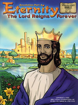 Eternity: The Lord Reigns Forever - Flashcards With Text