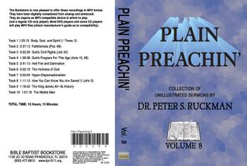Plain Preachin' Volume 8 - MP3