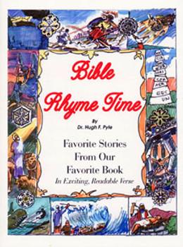 Bible Rhyme Time