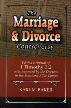 The Marriage and Divorce Controversy