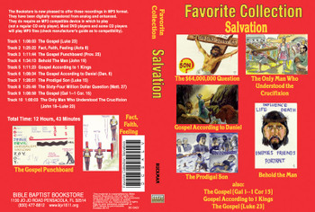 Salvation Sermons Collection - MP3