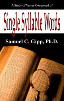 Single Syllable Words