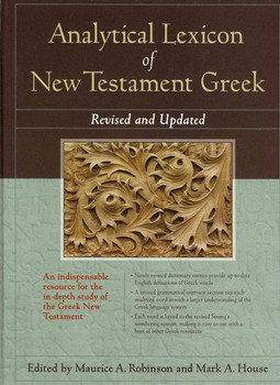 Analytical Lexicon of New Testament Greek: Revised and Updated (Revised Edition)