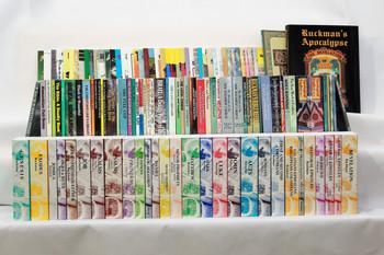 Ruckman's Seven-Foot Shelf Collection