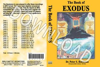 Exodus - Downloadable MP3