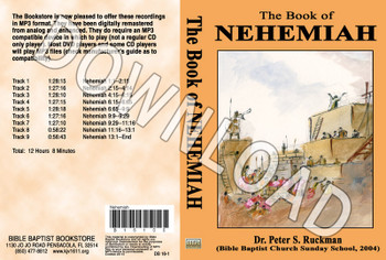 Nehemiah (2004) - Downloadable MP3